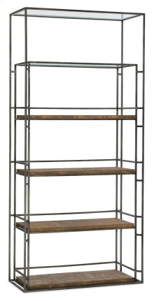Home Office Melange Griffin Bookcase
