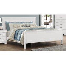 LP Grey Full Bed