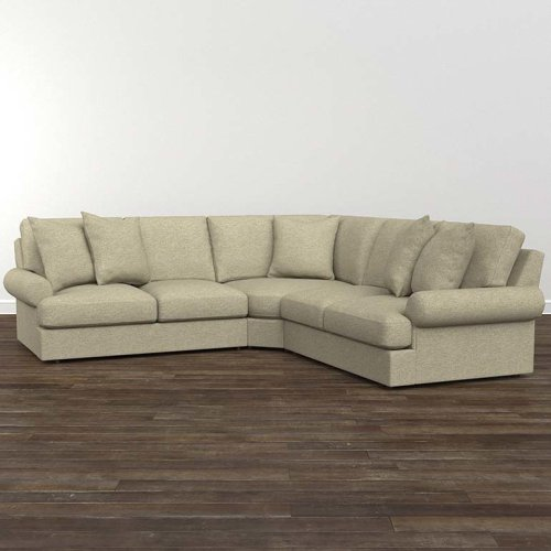 Sutton Small L-Shaped Sectional