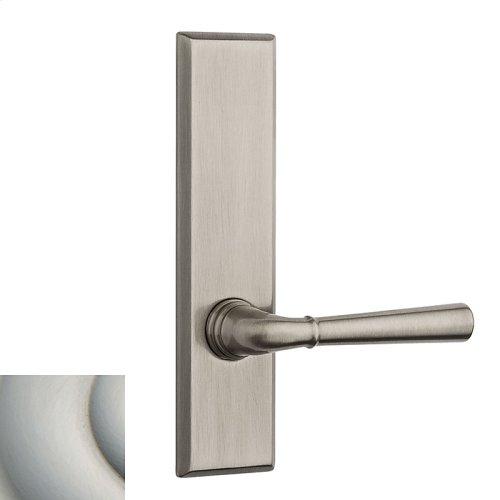 Satin Nickel Traditional L027 Lever Screen Door