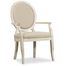 Dining Room Sunset Point Upholstered Arm Chair