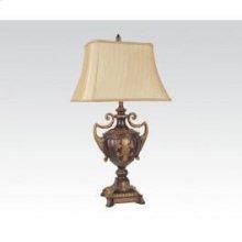 "31""h Table Lamp (1ctn:sh,bs)"