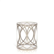 Gracie Round Cosmopolitan End Table