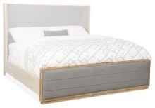 Bedroom Urban Elevation 6/0-6/6 Upholstered Shelter Footboard