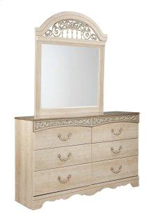 Catalina - Antique White 2 Piece Bedroom Set