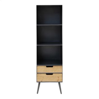 Milner Three Level Bookshelf