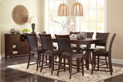 Collenburg - Dark Brown 6 Piece Dining Room Set Product Image