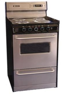 24 Free Standing Electric Range