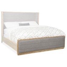 Bedroom Urban Elevation 5/0 Upholstered Shelter Footboard