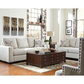 Rosanna Ivory Two-piece Living Room Set