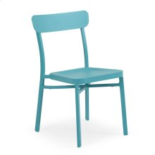 0211 Stackable Dining Chair (Turquoise)