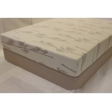 10-Inch Visco Memory Foam - Cal King