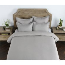 Harlow Gray Queen Duvet 92x90