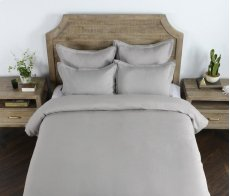 Harlow Gray Queen Duvet 92x90 Product Image