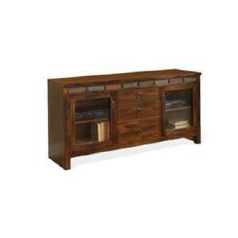 Gave Tv Meubel.60 Tv Console W Game Drawer