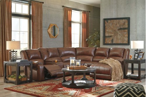 Billwedge - Canyon 6 Piece Sectional
