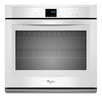 Whirlpool™ 5.0 cu. ft. Single Wall Oven with extra-large window