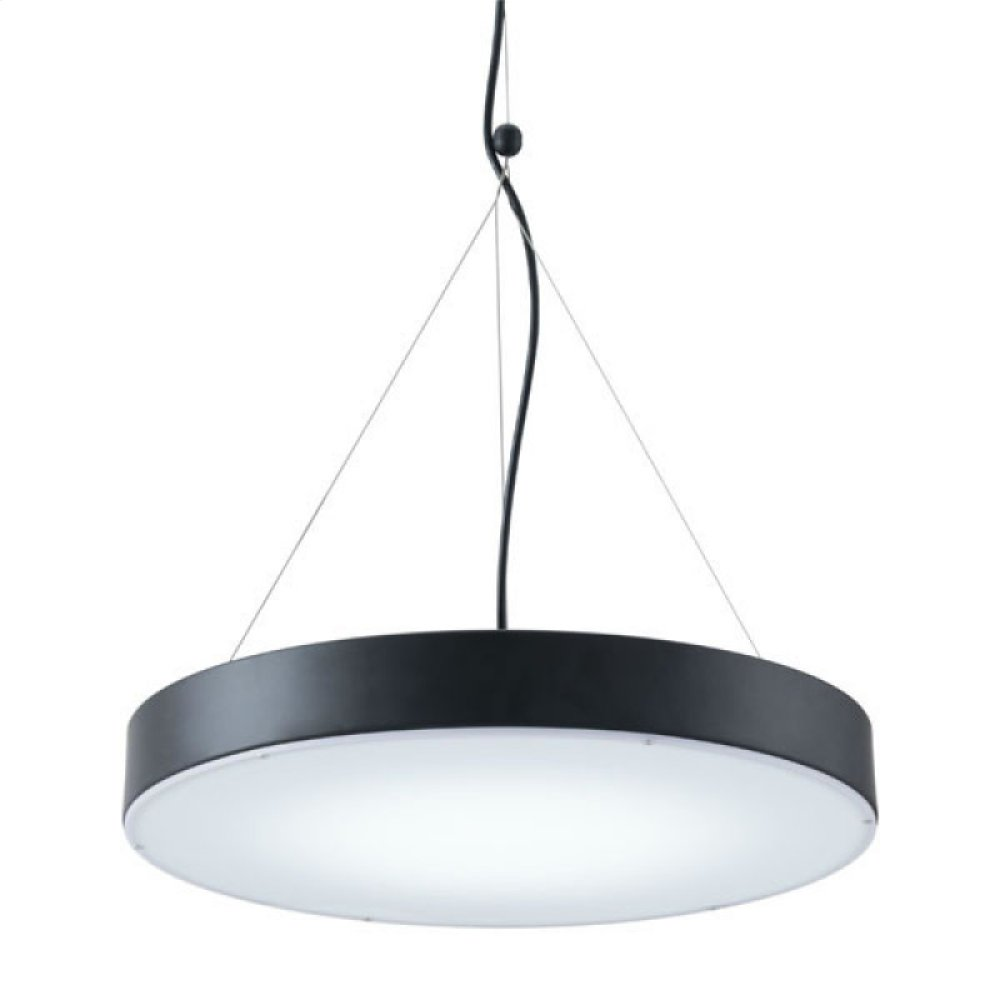 Apricot Ceiling Lamp Matte Black