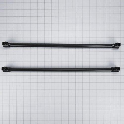 SxS Refrigerator Handle Kit, Black