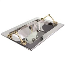 Tray Sink with Handles
