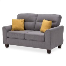 Millenial Loveseat Grs Light Espresso