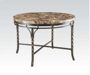 DINING TABLE W/FAUX MARBLE @N Product Image