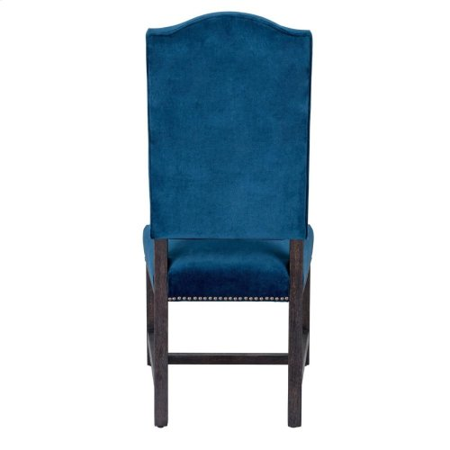 Carter Side Chair Navy