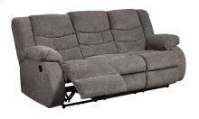 98606 Tulen Gray Reclining Sofa Only