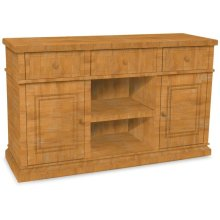 Sturbridge Buffet with Shelf