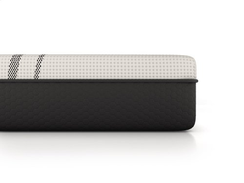 """Dr. Greene - 11.5"""" Cool Graphite Foam Hybrid - Bed in a Box - Firm - Hybrid - Tight Top - Full"""