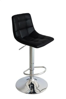 Laporte Black Bar Stool