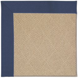 Creative Concepts-Cane Wicker Canvas Neptune Machine Tufted Rugs