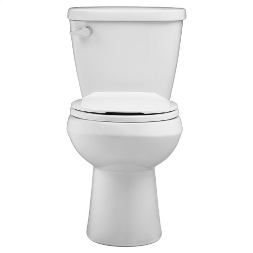 Renaissance WaterWarden Toilet - 1.28 GPF - White