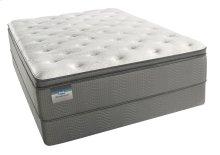 BeautySleep - Alvara Plush Pillow Top - Queen 2 pc. Mattress Set