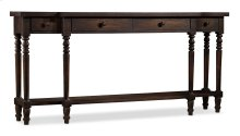 Living Room DaValle Console Table