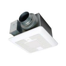 WhisperGreen® Select Fan/Light, 50-80-110 CFM, Multi-Speed - FV-05-11VKSL2