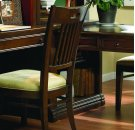 Home Office Peninsula Bookcase Base (N) Product Image