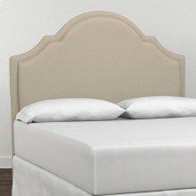 Custom Uph Beds Manhattan Rectangular Queen Headboard