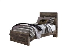 Derekson - Multi Gray 4 Piece Bed Set (Twin)