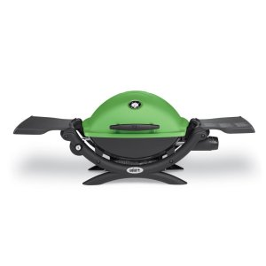 WeberQ™ 1200™ LP GAS GRILL - GREEN