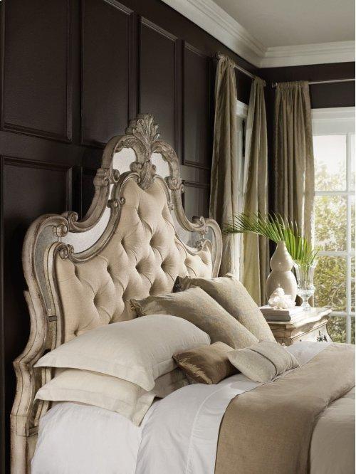 Bedroom Sanctuary King Upholstered Bed