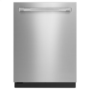 "Jenn-AirPro-Style® 24"" Dishwasher Panel Kit Stainless Steel"