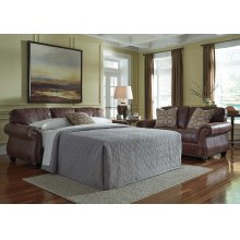 Breville Queen Sofa Sleeper - Espresso