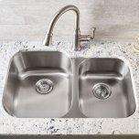 American StandardPortsmouth Undermount Double Bowl Kitchen Sink  American Standard - Stainless Steel