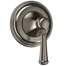 Vivian Two-way Diverter Trim - Lever Handle - Brushed Nickel