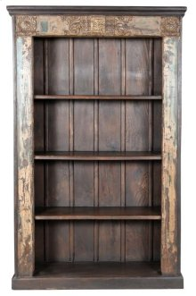 Wood Bookshelf-OFK