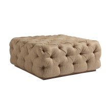 Laurel Cocktail Ottoman