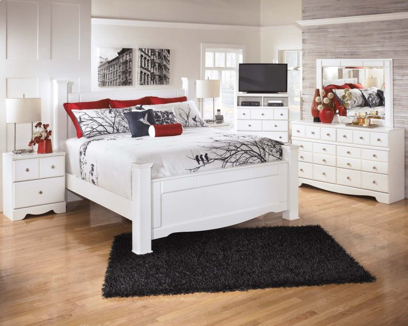 2 Piece Bedroom Set B750b9 In By Ashley Furniture In