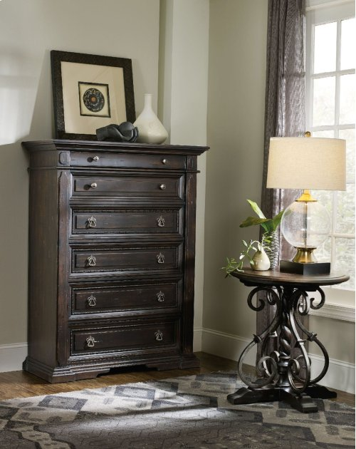 Bedroom Treviso Chest
