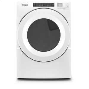 Whirlpool7.4 cu.ft Front Load Heat Pump Dryer with Intiutitive Touch Controls, Advanced Moisture Sensing